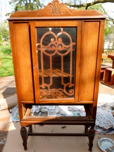"China Cabinet ""Before"""
