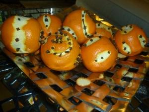 Orange & Clove Potpourri